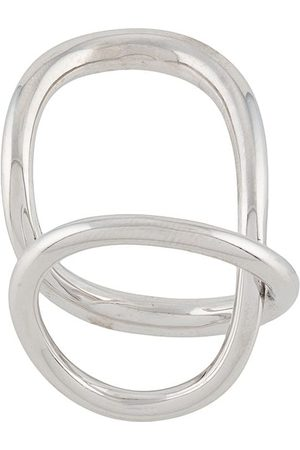 CHARLOTTE CHESNAIS Ribbon twist ring
