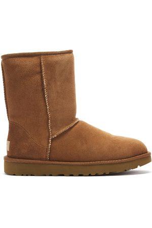 UGG Women Boots - Womens Chestnut Classic Short II Sheepskin Boots