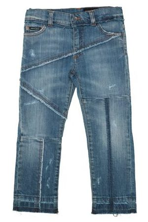 Dolce & Gabbana Boys Trousers - DENIM - Denim trousers