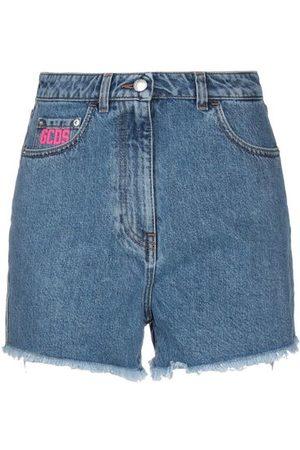 GCDS DENIM - Denim shorts