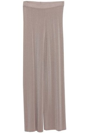 KANGRA CASHMERE Women Trousers - TROUSERS - Casual trousers