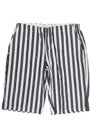 GREY DANIELE ALESSANDRINI TROUSERS - Bermuda shorts