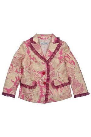 Dolce & Gabbana Girls Blazers - SUITS AND JACKETS - Suit jackets