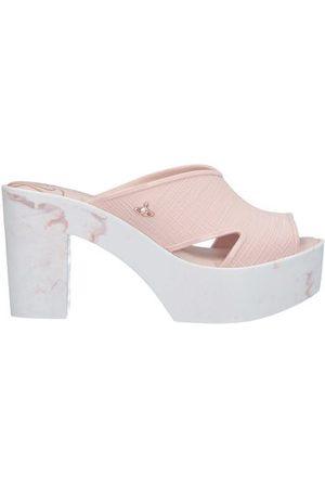 VIVIENNE WESTWOOD ANGLOMANIA + MELISSA FOOTWEAR - Sandals