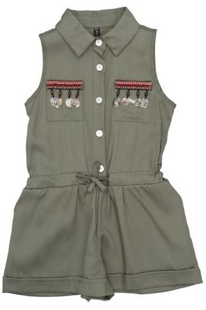 MANILA GRACE Girls Bodysuits & All-In-Ones - DUNGAREES - Jumpsuits