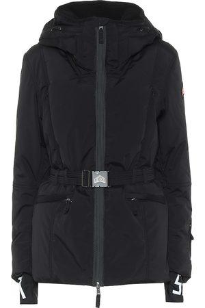 JET SET Belted ski jacket