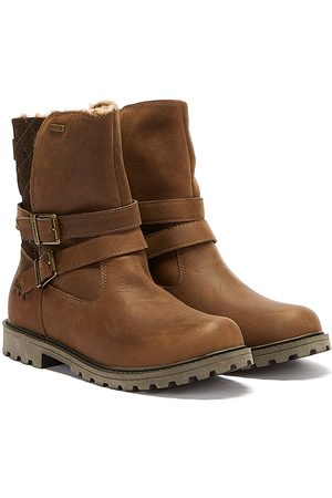Barbour Sycamore Womens Dark Boots