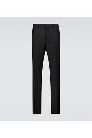 Givenchy Flared formal wool pants