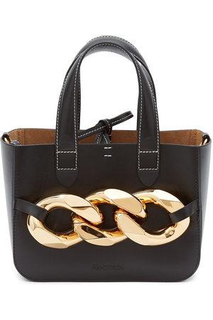 J.W.Anderson Women Handbags - Chain-link detail tote bag