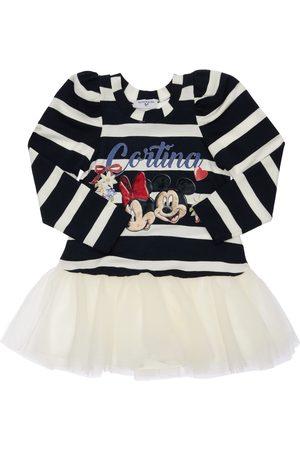 MONNALISA Girls Dresses - Minnie & Mickey Dress