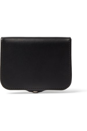 A.P.C Josh Leather Coin and Cardholder