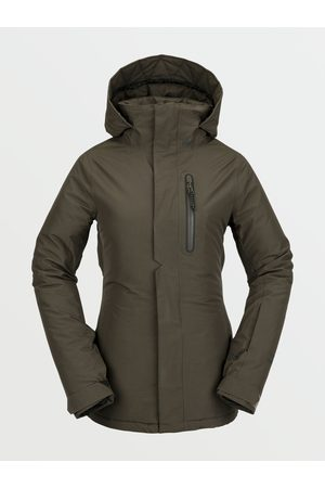 Volcom Women's Eva Insulated GORE-TEX Jacket - Military