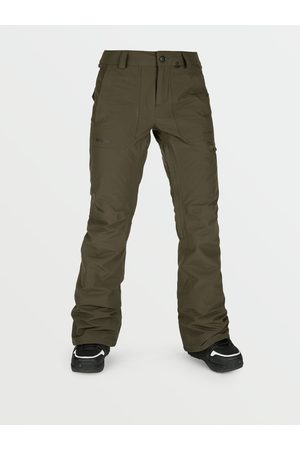 Volcom Women's Knox Insulated GORE-TEX Pants - Military