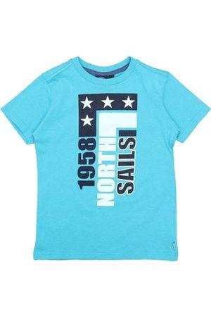 NORTH SAILS Boys Short Sleeve - TOPWEAR - T-shirts
