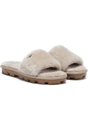 UGG Cozette Womens Oyster Slippers