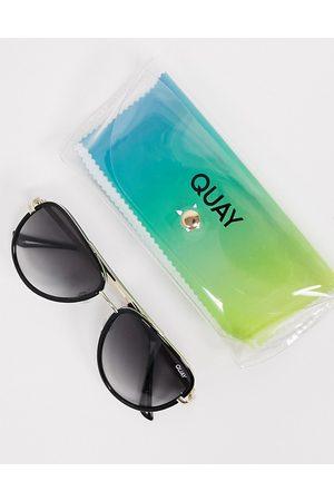 Quay Australia Sunglasses - Unisex all in mini sunglasses in