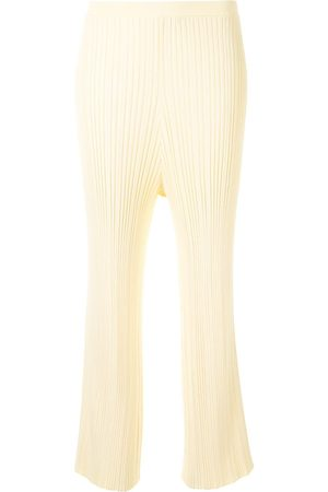 DION LEE Flared style trousers