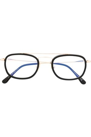 Tom Ford Men Sunglasses - Blue Block square frame glasses