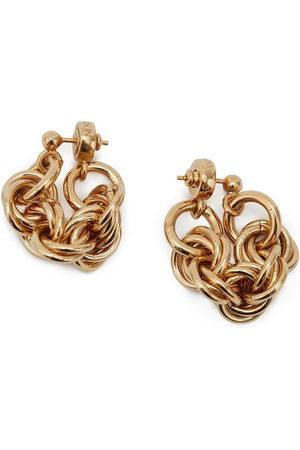 J.W.Anderson Women Earrings - Multi-link folded earrings