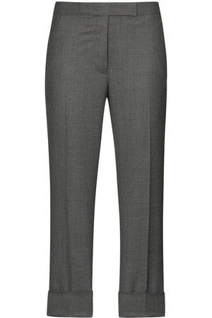 Thom Browne Cropped slim leg trousers