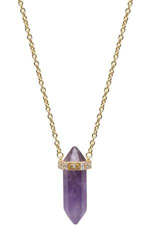 Nialaya Women Necklaces - Amethyst necklace