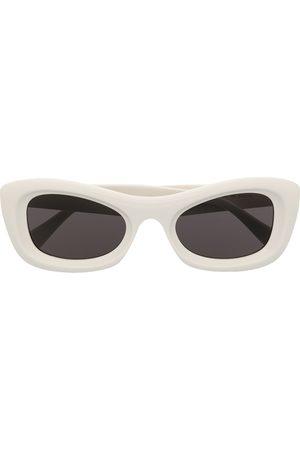 Bottega Veneta Cat-eye sunglasses - Neutrals