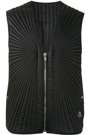 Moncler + Rick Owens Moapa quilted zip-up gilet