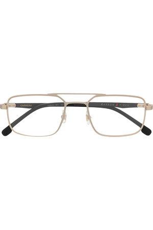 Carrera Square wireframe glasses