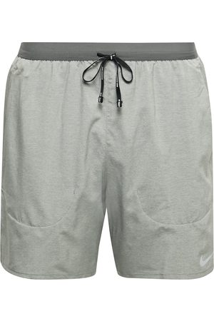 Nike Flex Stride Slim-Fit Mélange Dri-FIT Shorts