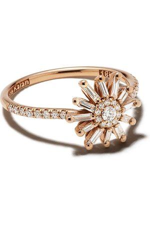 Suzanne Kalan 18kt Star diamond ring