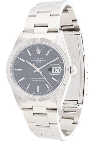 Rolex Men Watches - 1997 pre-owned Oyster Perpetual Date 32mm