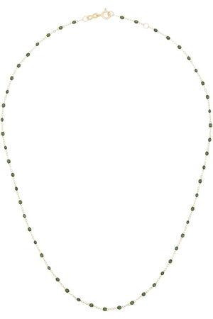 GIGI CLOZEAU 18kt yellow Classic Gigi beaded necklace