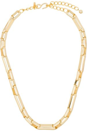 Kenneth Jay Lane Women Necklaces - Interlocking-links chain necklace