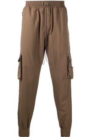 Represent Men Cargo Trousers - Slip-on cargo trousers