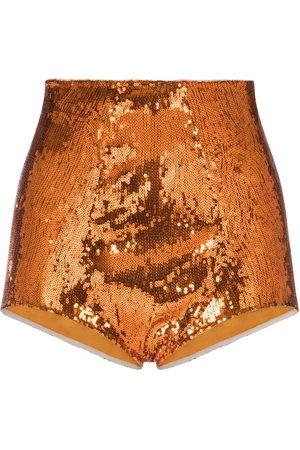 Dolce & Gabbana Sequin shorts