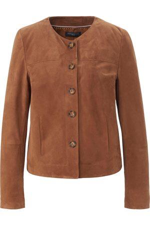 fadenmeister berlin Leather jacket size: 14