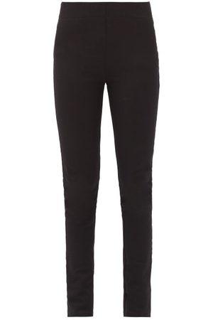 Joseph Women Trousers - High-rise Gabardine Leggings - Womens