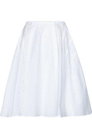Alaïa Edition 2008 broderie anglaise miniskirt