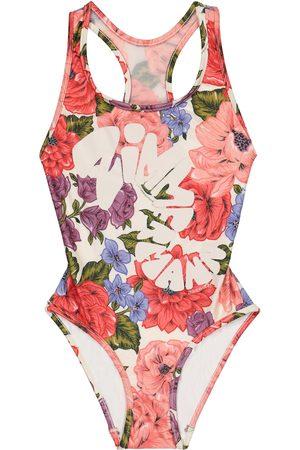 ZIMMERMANN Poppy floral swimsuit