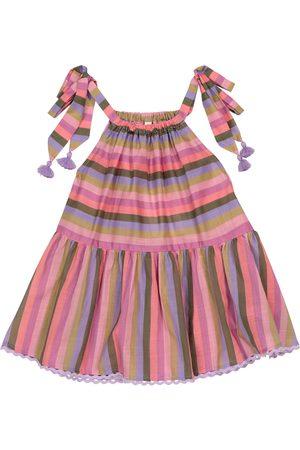 ZIMMERMANN Poppy striped cotton voile top
