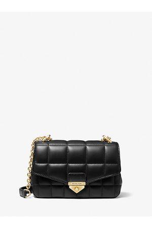 Michael Kors MK Soho Small Quilted Leather Shoulder Bag - - Michael Kors