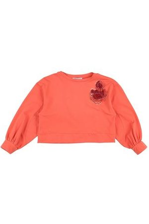 Patrizia Pepe Girls Sweatshirts - TOPWEAR - Sweatshirts