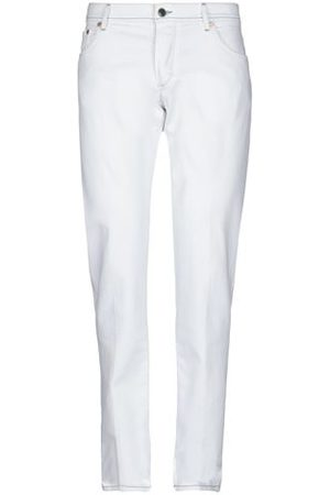 BARBA Men Trousers - DENIM - Denim trousers