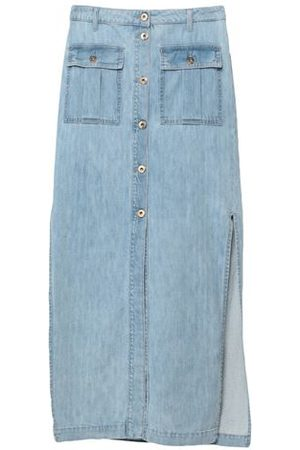 Dondup DENIM - Denim skirts