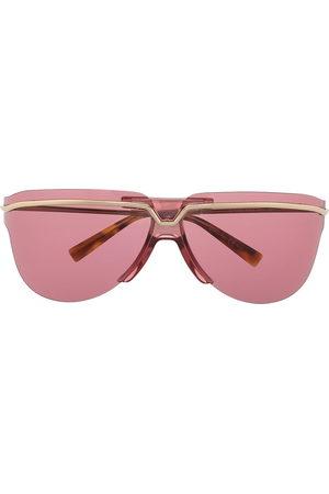 Givenchy Eyewear Aviator frame sunglasses