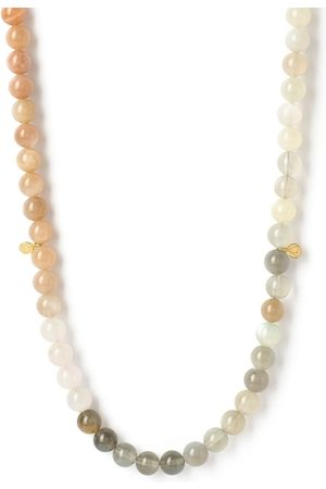 The Alkemistry 18ct Gold Rainbow Moonstone Ombre Cinta Necklace