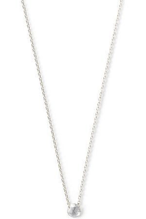 The Alkemistry Women Necklaces - 18ct Drilled Rose Cut Diamond Necklace