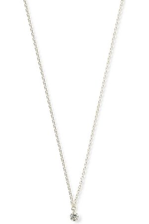 The Alkemistry 18ct Drilled Diamond Necklace