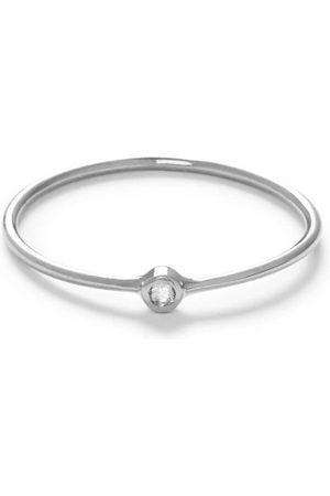 The Alkemistry 18ct And Diamond Flow Ring