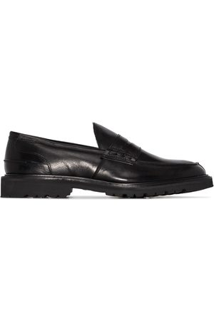 TRICKERS Slip-on leather loafers